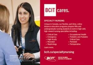 bcaiu bcit specialty nursing cdn nurse