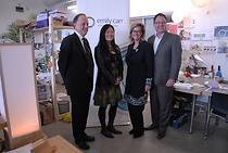 BCAIU Emily Carr Funding Minister Yamamoto