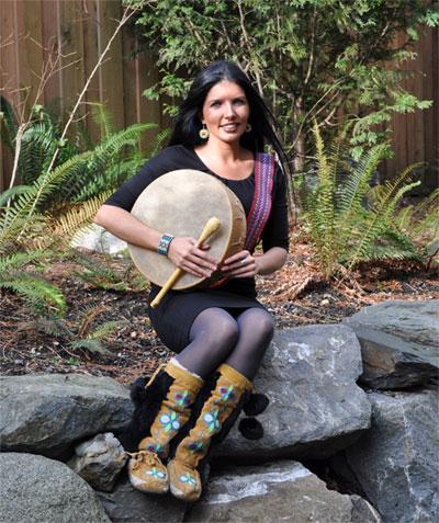BCAIU Kwantlen Lisa Monchalin Aboriginal woman PhD Criminology